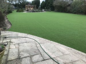 Artificial Grass installation Bedfordshire
